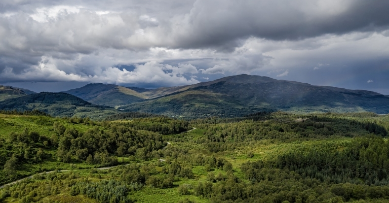 Trossachs National park