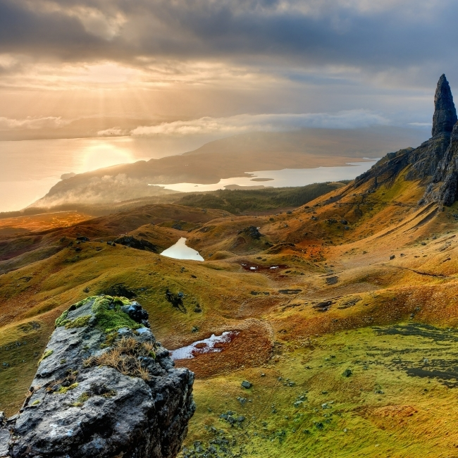Highlands & Islands